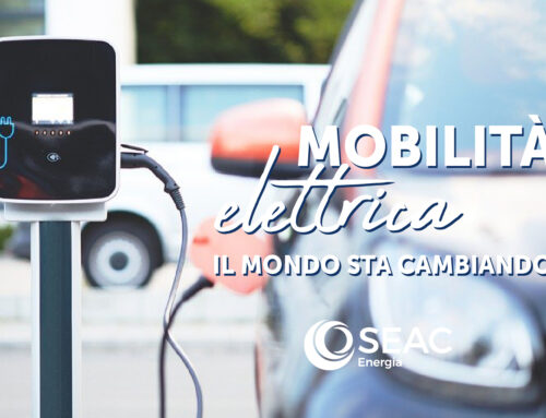 Mobilità elettrica… il mondo sta cambiando